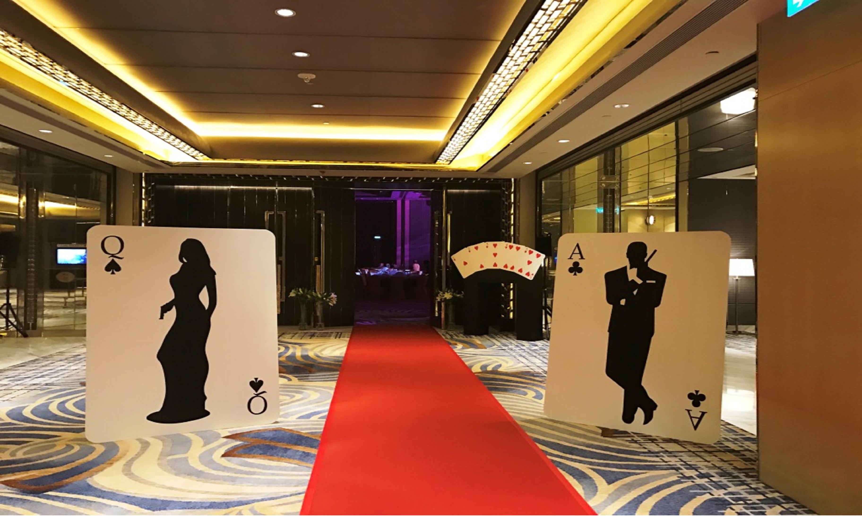 007 Casino Fever Party Planner Vietnam