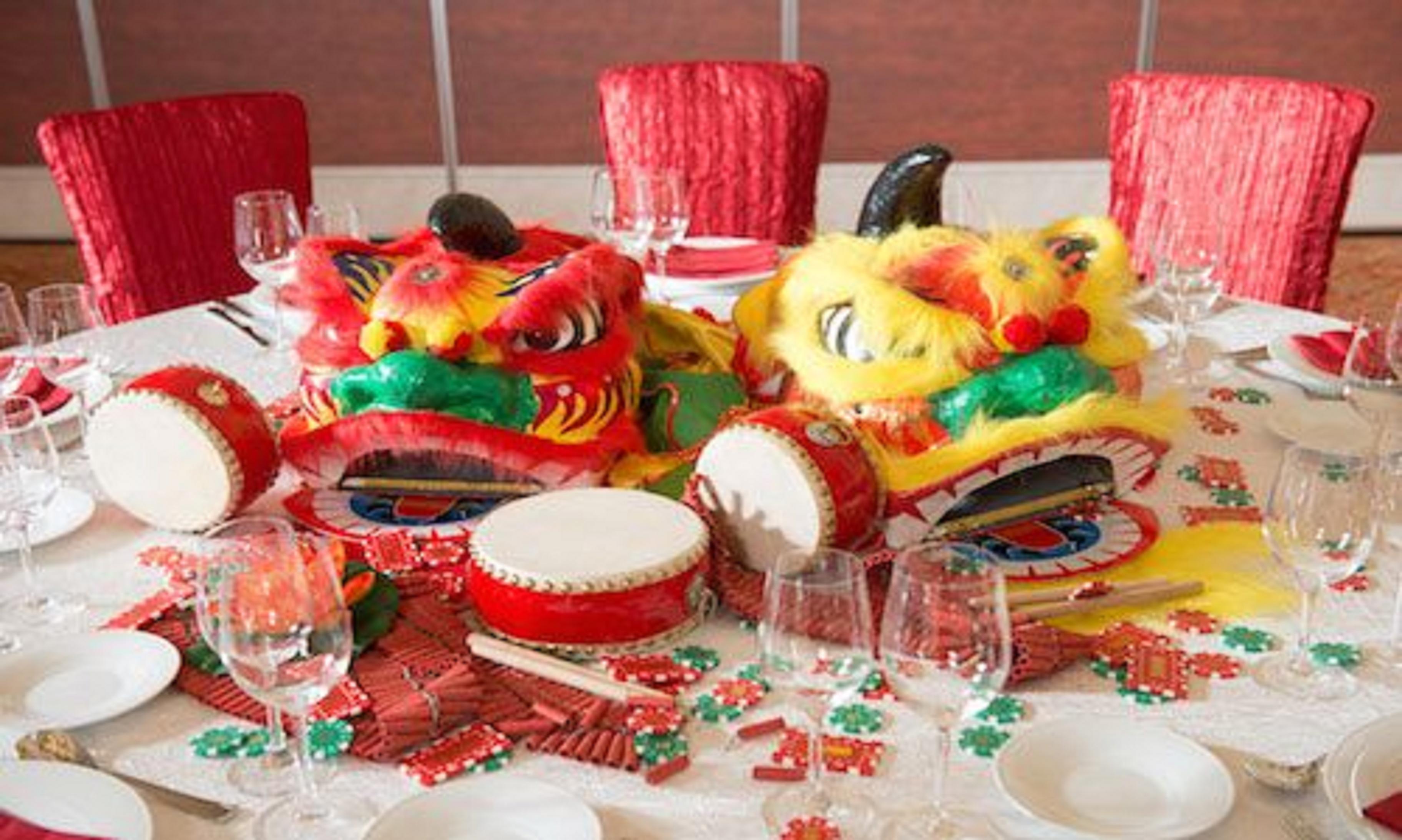 Chinese Night Theme Party Vietnam