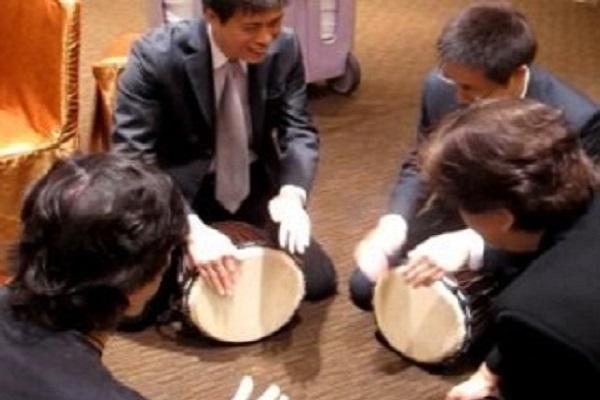 Drumming Leader's Performance - Team Builder - Vietnam