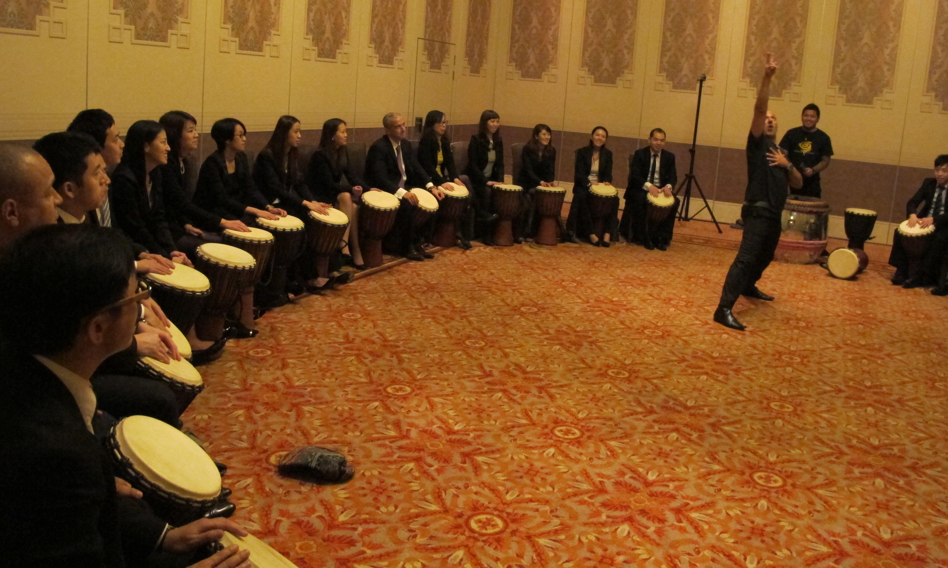 Drumming Team Builder Vietnam