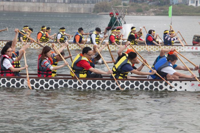 Swire Coca Cola_Dragon Boat_Nam_Van_Lake_15-Mar-13 (22)