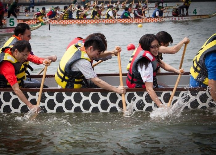 Swire Coca Cola_Dragon Boat_Nam_Van_Lake_15-Mar-13 (74)