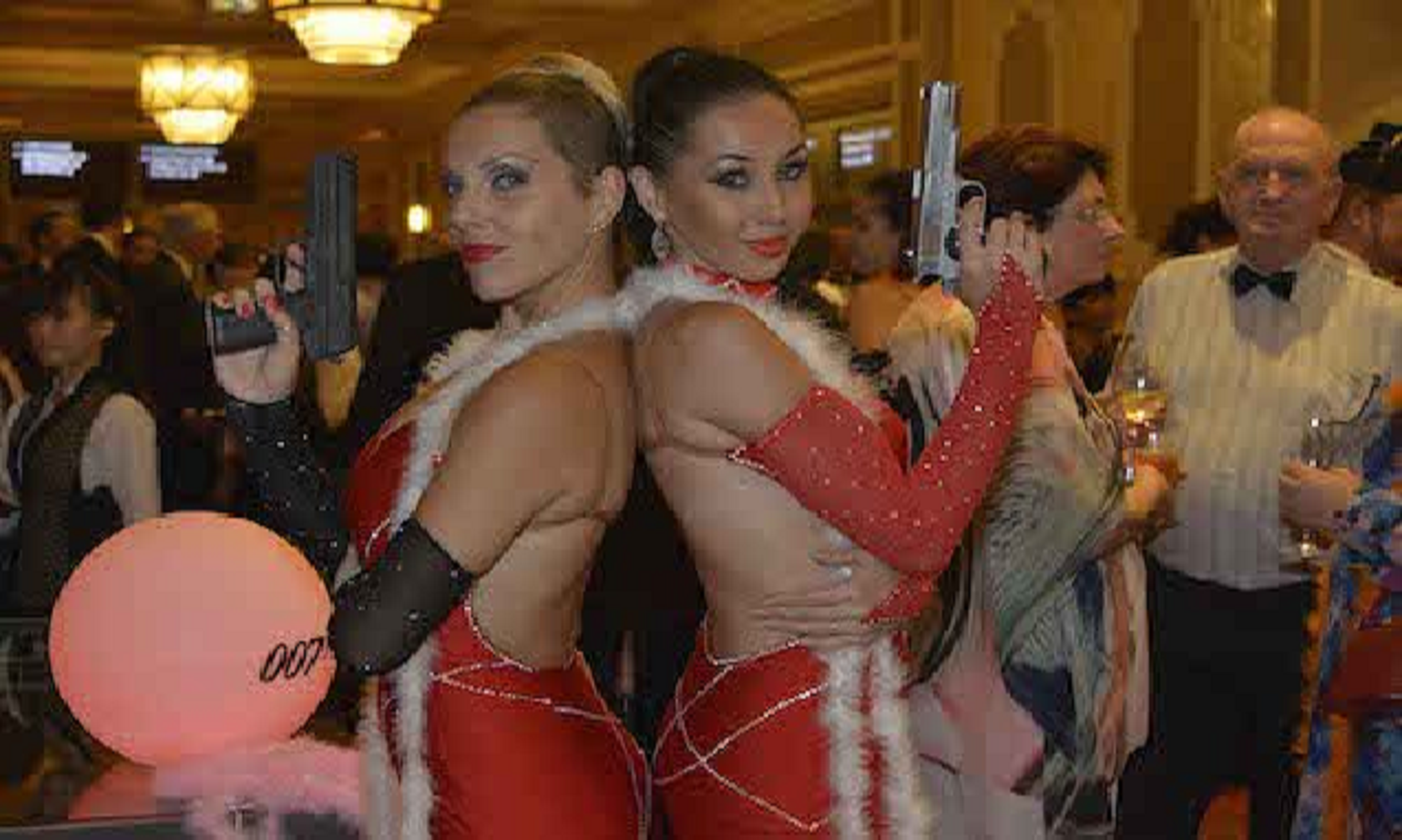 Casino Party Theme Vietnam