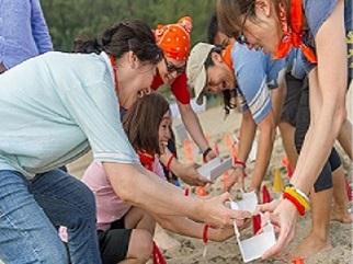 Beach Olympics Team Building Vietnam