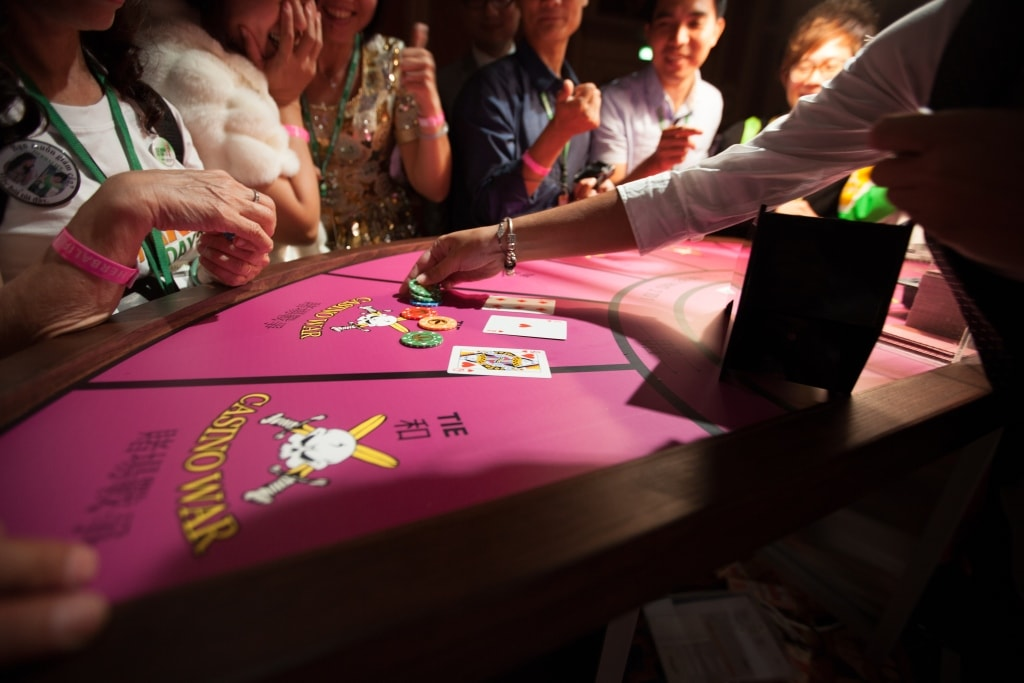 Fun Casino Night - Themed Events - Vietnam