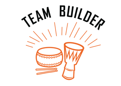 Drumming Team Builder