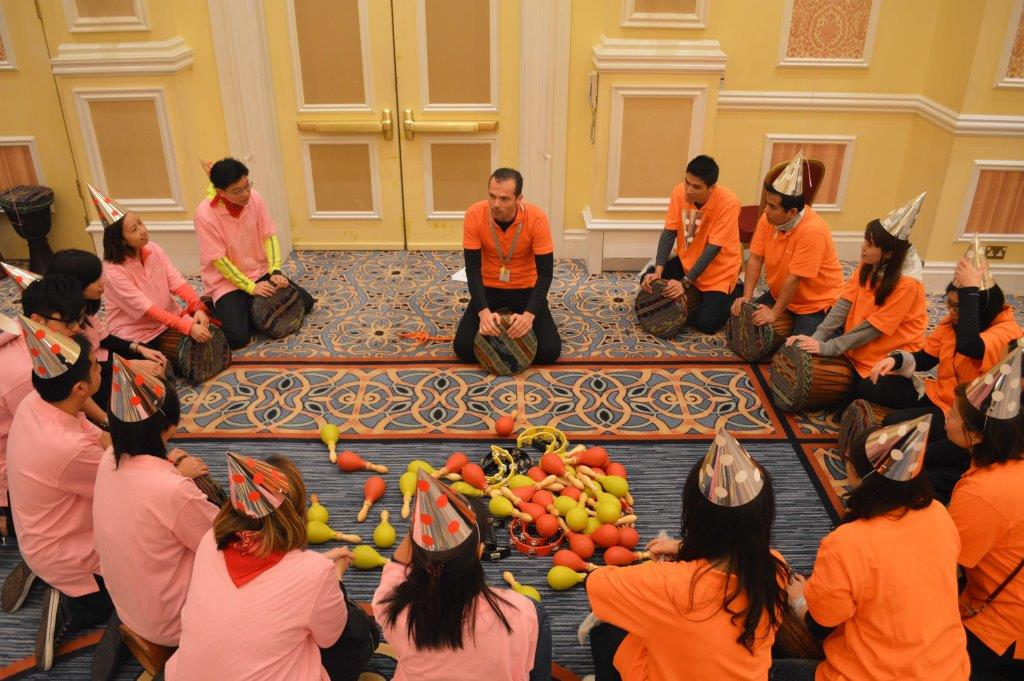 Team Building Games - Team Work - Vietnam